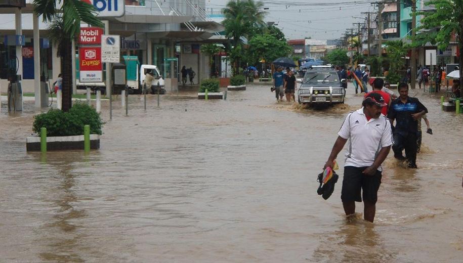 Flooding in Fiji-main