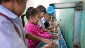 Limited handwashing facilities cloud school reopening