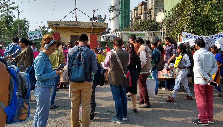 India protests - main