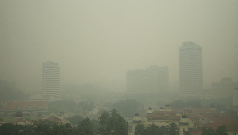 Kuala Lumpur haze-main