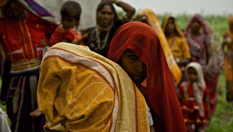 Study maps India's child malnutrition hotspots
