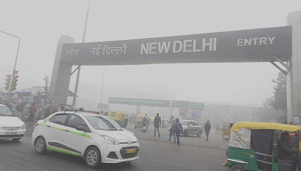 New Delhi pollution-main
