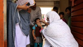 Pakistan's heroic polio workers undeterred by death threats
