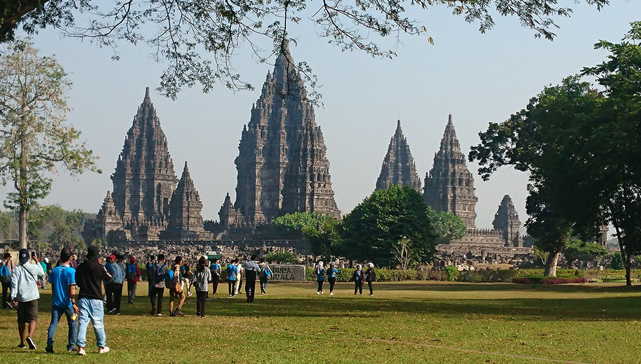 Warming can affect tourist arrivals in Indonesia