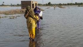 'Natural disasters fuel environmental degradation'