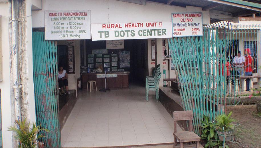 TB DOTS centre - main