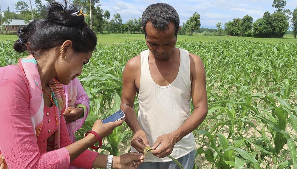 Tech savvy farming - MAIN