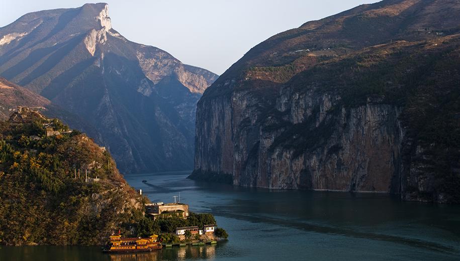 Yangtze river - main