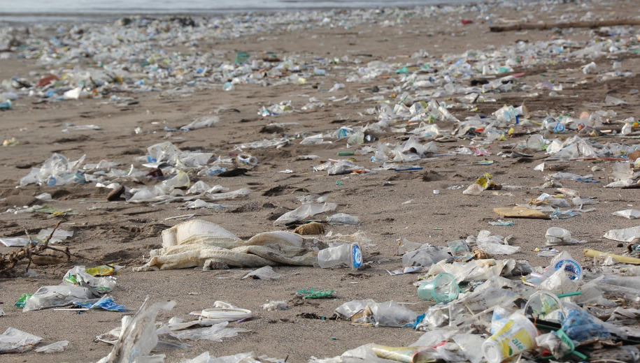 Pacific Islands push new treaty against plastic pollution