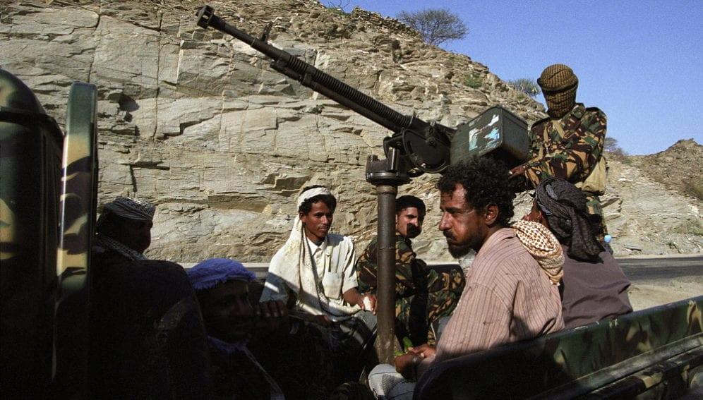 Qat in Yemen