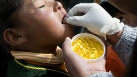 Vitamin D3 boost helps treat child malnutrition