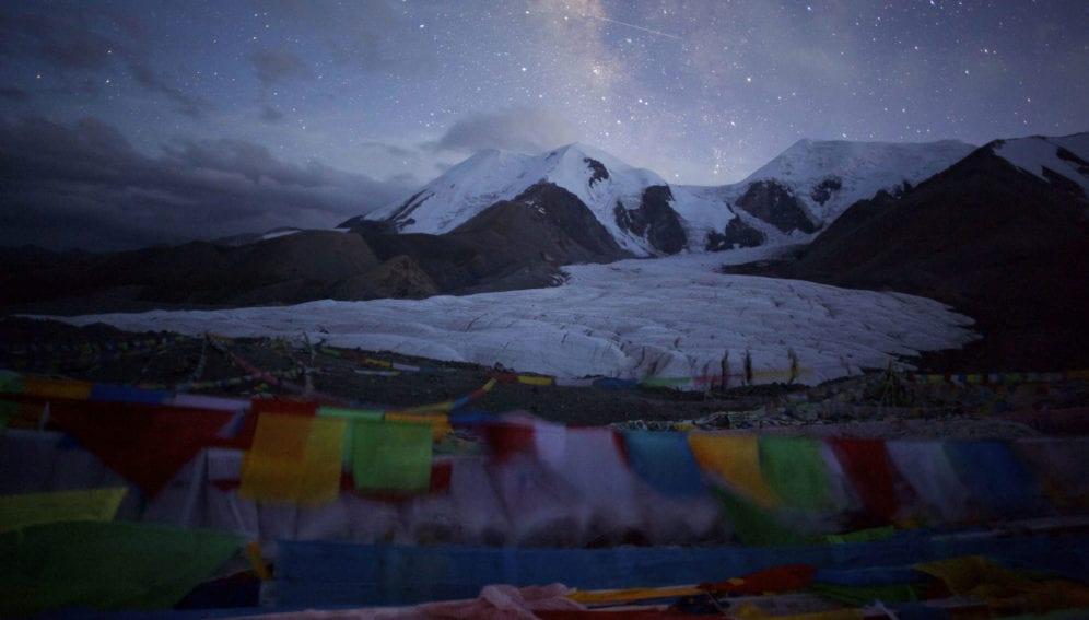 tibet-glacier