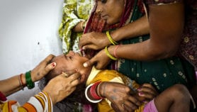 Oral polio drops linked to paralysis in India