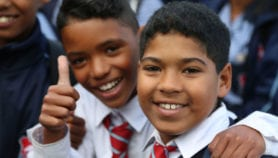 New partnerships bring hope to South African schools