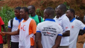 Rapid humanitarian research fund kicks in for Ebola
