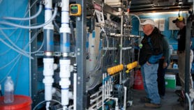 Leftover brine threatens future desalination