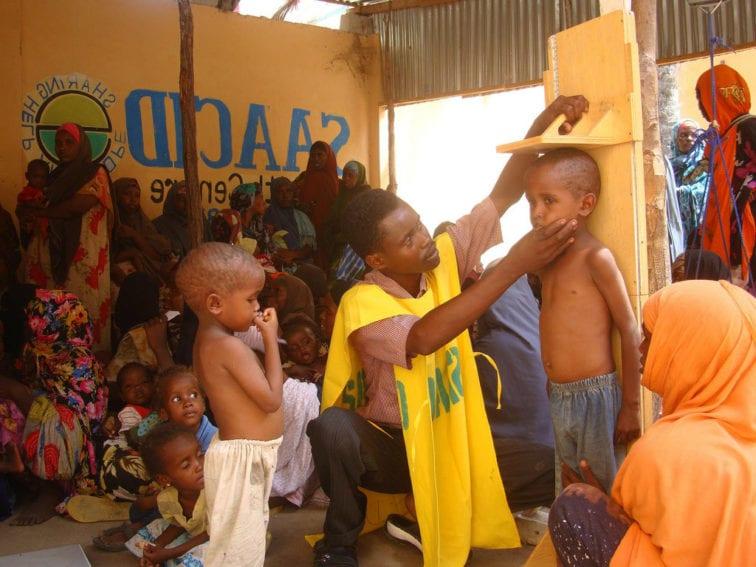 Malnutrition children Oxfam Int
