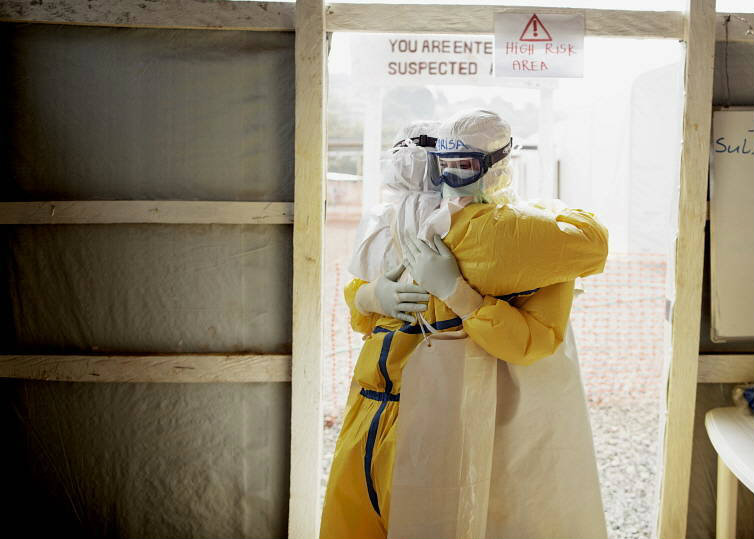 Ebola spotlight MAIN