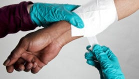 Nanotech bandage heals wounds in days