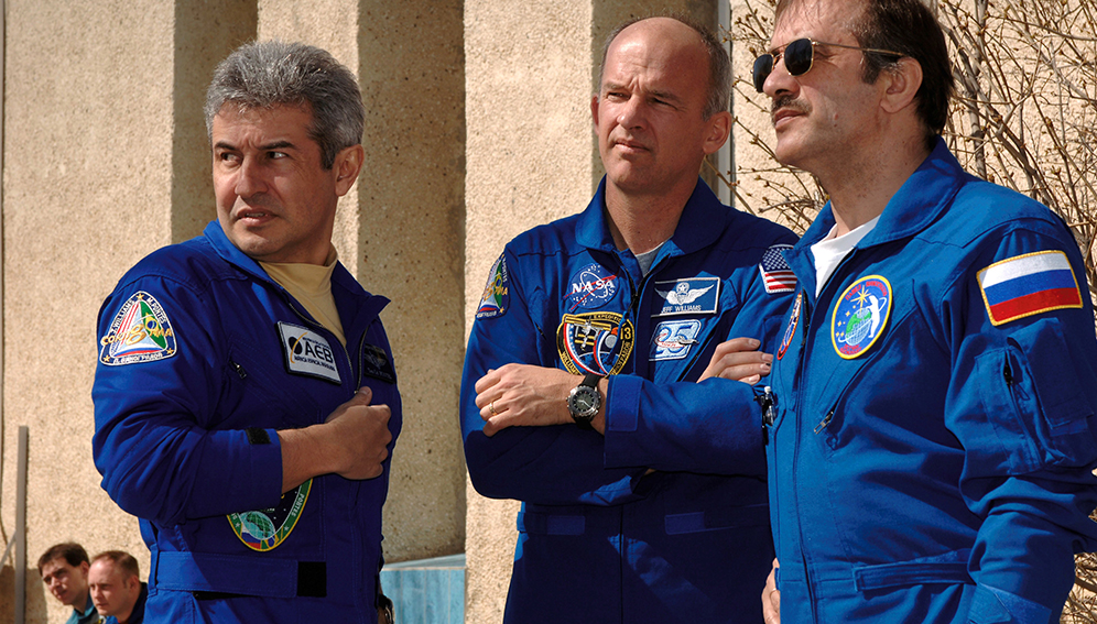 Former astronaut is Brazil's next science minister