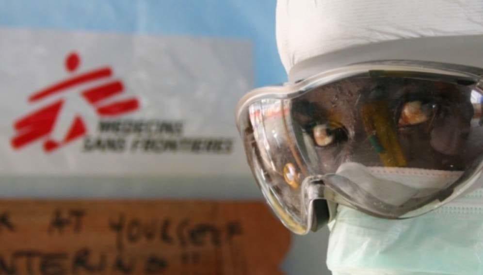 Ebola Vaccine DRC - Main image