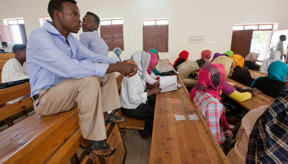 Lecture_University_Africa_UNAMID