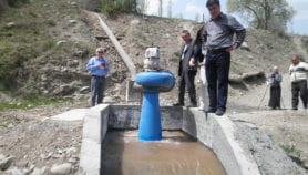 Website offers global view of small hydroelectric projects