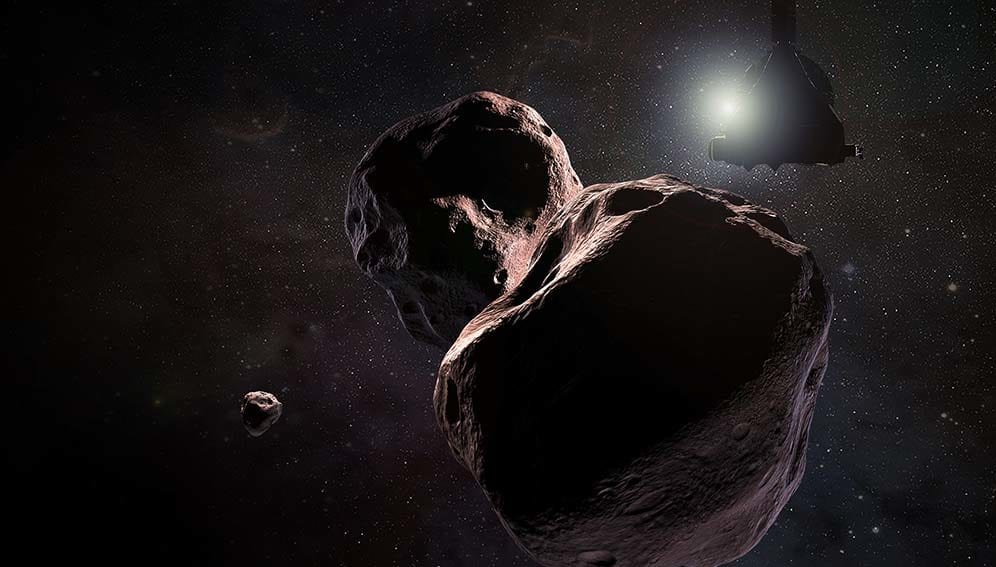 NASA - MU69 Main