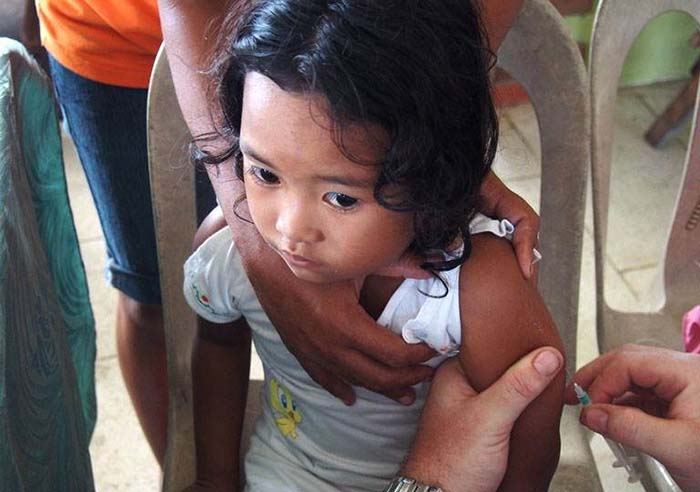 Dengue vaccination: when being the first is a bad idea