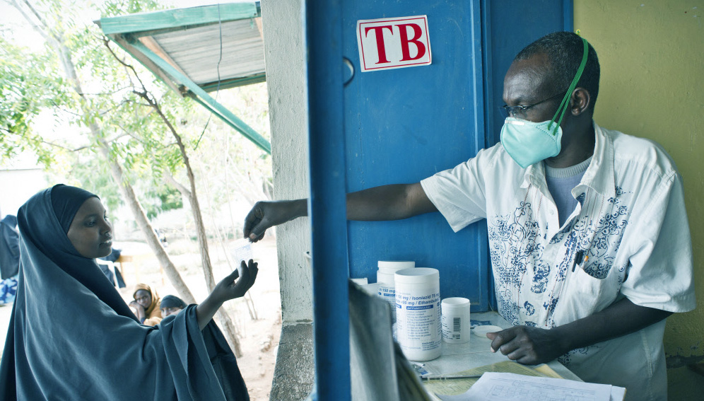 TB 'can be eradicated' with funding push