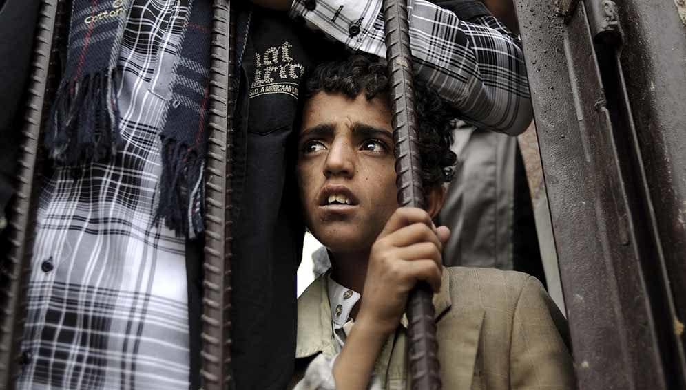 Yemen Cholera - Main image