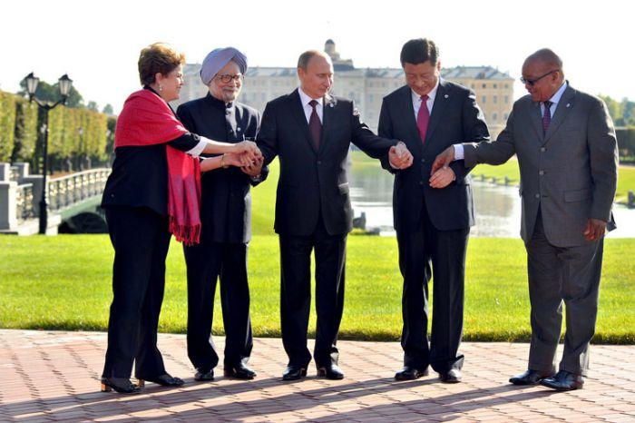 BRICS members