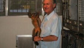 Row over court closure of Colombian monkey research lab