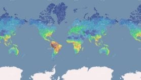 Freshwater atlas to help nations conserve biodiversity