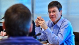 Q&A: Jeffrey Sachs on why the SDGs are big on science