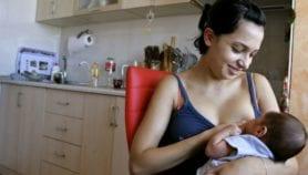 Breast-feeding boosts intelligence and global growth