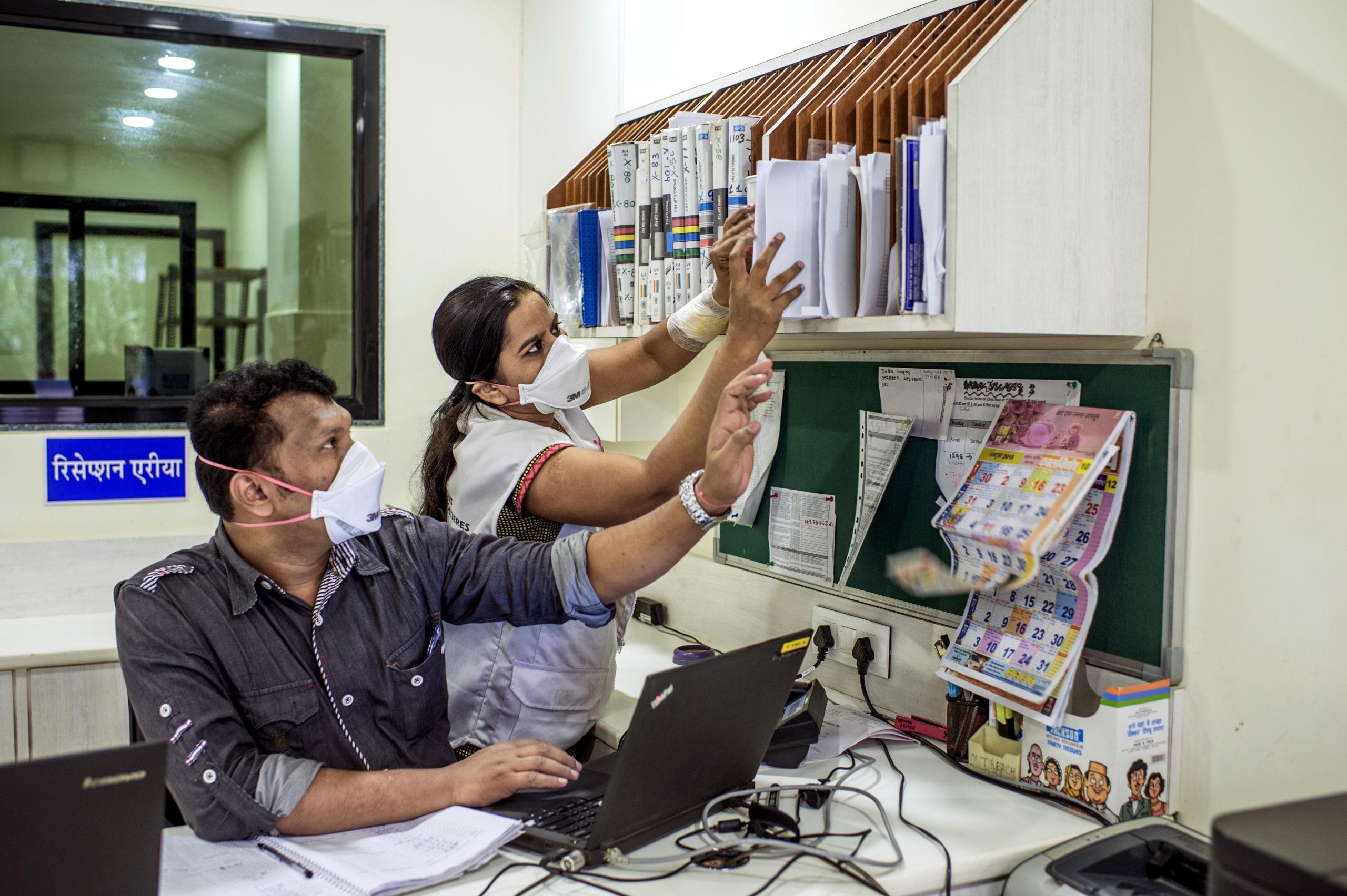 Put science on the frontline in emergencies