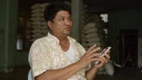Cheap mobiles drive Myanmar's farming revolution