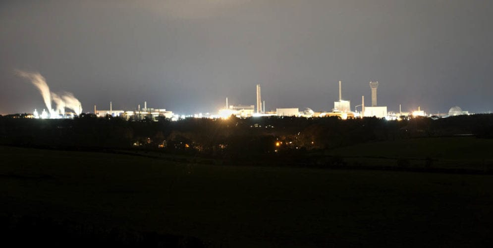 Nuclear power at night_Andrew Testa PANOS