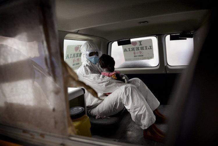 Ebola health systems