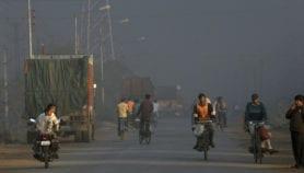 New Delhi smog 'rivals 1952 London'