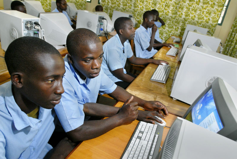 Africa risks fading from digital knowledge economy