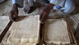 Timbuktu's turmoil opens up historic manuscripts