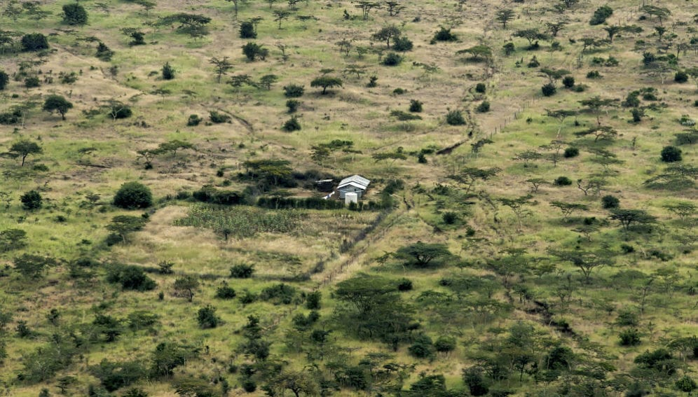 Turning much of Kenya's forests into deserts