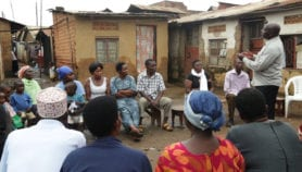Plotting a better life in Ugandan slums