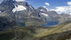 Call for climate sensors to gauge mountain warming risk