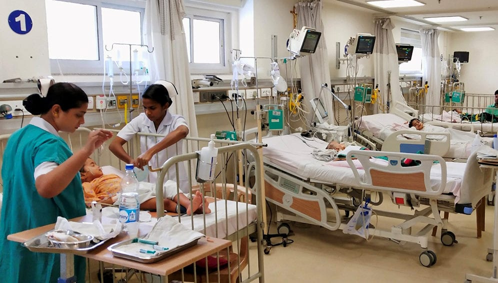 AMR - Spotlight - The superbugs in Indias hospitals