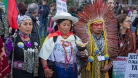 Indigenous groups call for voice at COP25 climate talks
