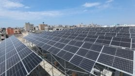Solar energy revives Gaza hospital