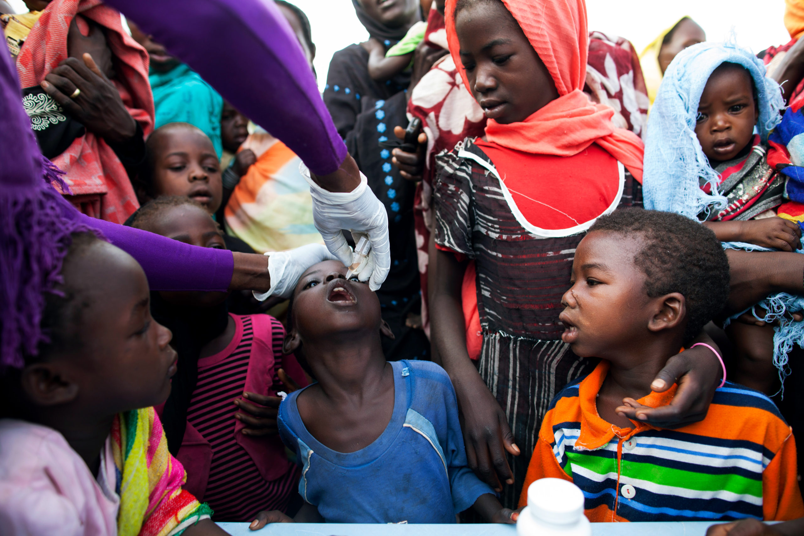 Africa on the brink of polio eradication